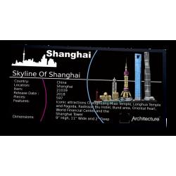 Plaque type UCS Shanghai...