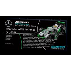 Plaque type UCS Mercedes...