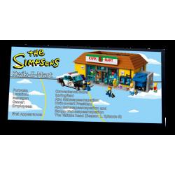 Plaque type UCS  Simpsons-...