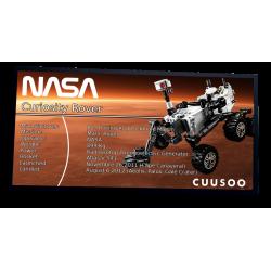 Plaque type UCS  Rover...