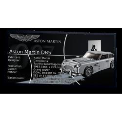 Plaque type UCS Aston...