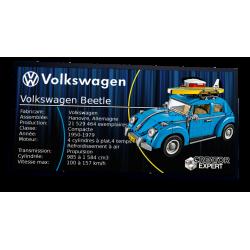 Plaque type UCS  Volkswagen...
