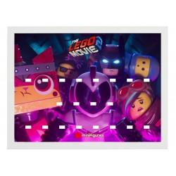 Cadre Thème Lego Movie 2...