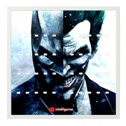 Cadre Thème Batman & Joker...