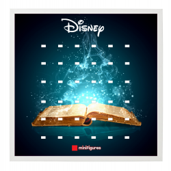 Cadre Thème Disney Livre...