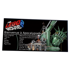 Plaque type UCS Welcome to...