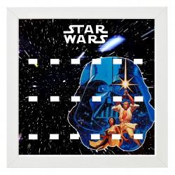 Cadre Star Wars Le retour...