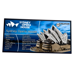 Plaque type UCS  Sydney...