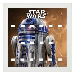 Cadre Star Wars R2D2- 25x25cm