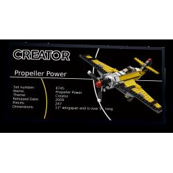 Plaque type UCS Propeller...