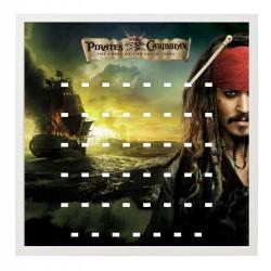 Cadre Thème Pirates des...