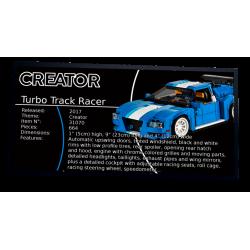 Plaque type UCS Turbo Track...