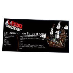 Plaque type UCS Le Lamantin...