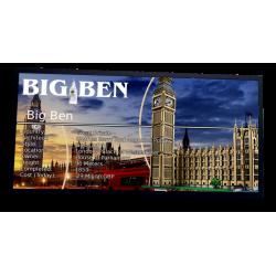Plaque type UCS  Big Ben...