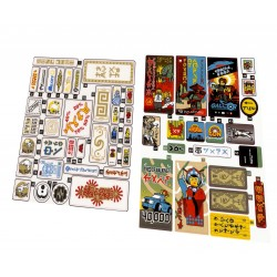 Reproduction Stickers -La...
