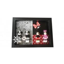 Cadre Mickey & Minnie...