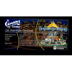 Plaque type UCS Le Carousel...