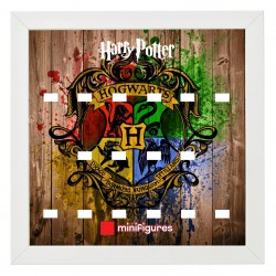 Cadre Serie Harry Potter 4...