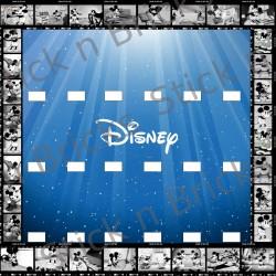 Fond de cadre Série Disney...