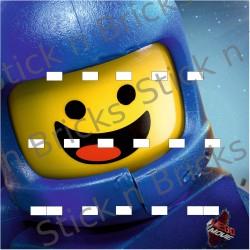 Fond de cadre Lego Movie...