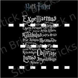 Fond de cadre Série 1 Harry...