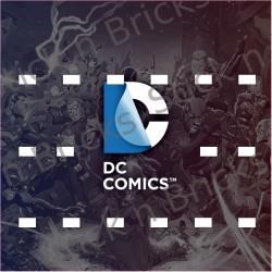 Fond de cadre Série DC...