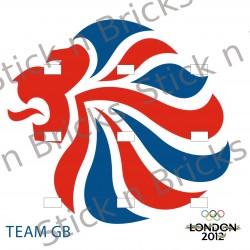 Fond de cadre Team GB JO...