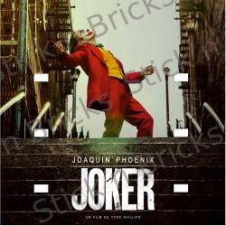 Fond de cadre The Joker...