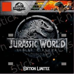 Fond de cadre Jurassic...