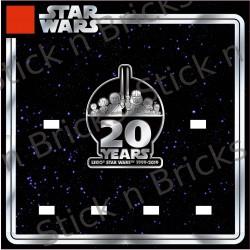 Fond de cadre Star Wars 20...