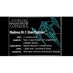Sticker UCS  Naboo...