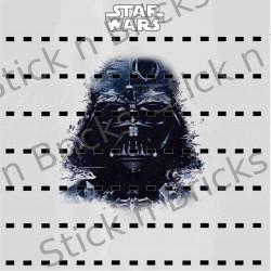 Fond de cadre Star Wars...