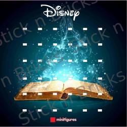 Fond de cadre Disney Livre...
