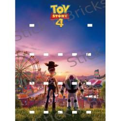 Fond de cadre Toy Story...