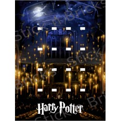 Fond de cadre Harry Potter...