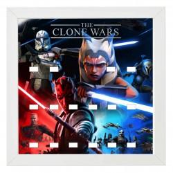 Cadre Star Wars The Clone...