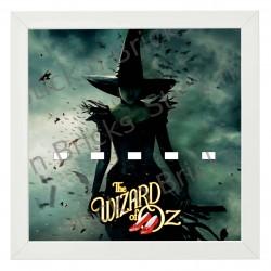 Cadre Le Magicien d'Oz...