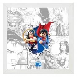 Cadre Série DC BD...