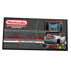 Plaque Type UCS - Nintendo...