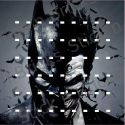 Fond de cadre Batman VS...