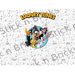 Fond de cadre Theme Looney...