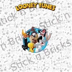 Fond de cadre Série Looney...