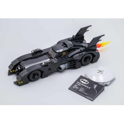 Plaque 1989 Batmobile -...