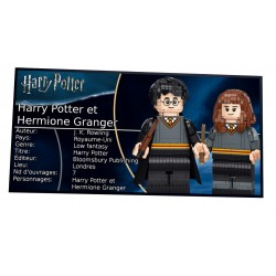 Plaque type UCS  Harry...