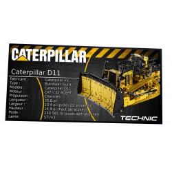 Plaque Type UCS Bulldozer...