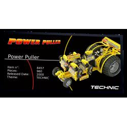 Plaque type UCS  Power...