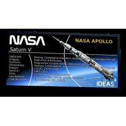 Plaque type UCS Apollo...