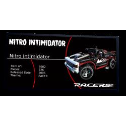 Plaque type UCS Nitro...