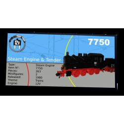 Plaque type UCS Steam...