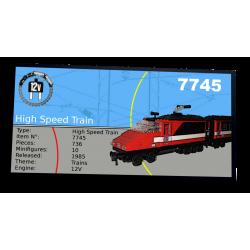 Plaque type UCS High-Speed...